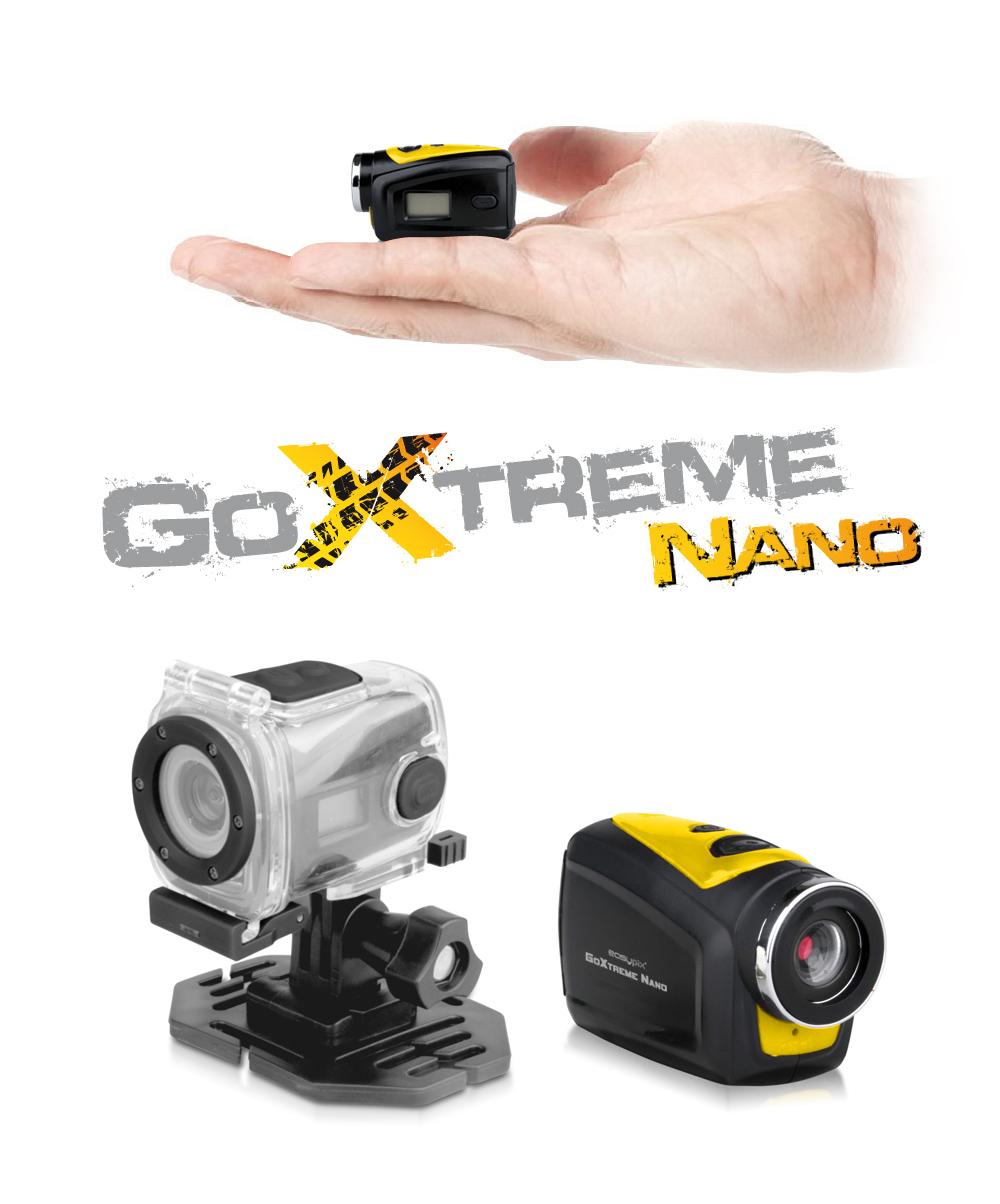 GoXtreme Nano Action Camera