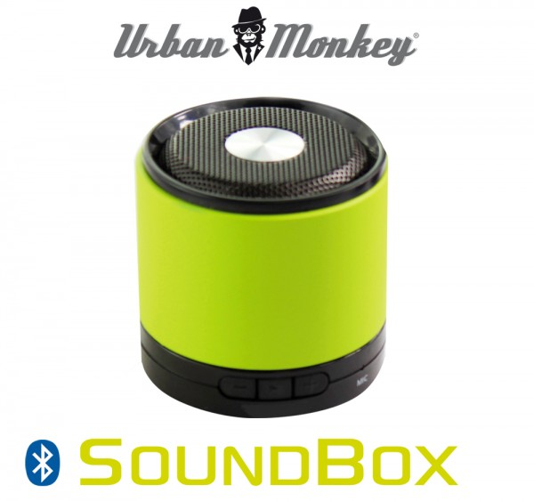 Bluetooth SoundBox Green