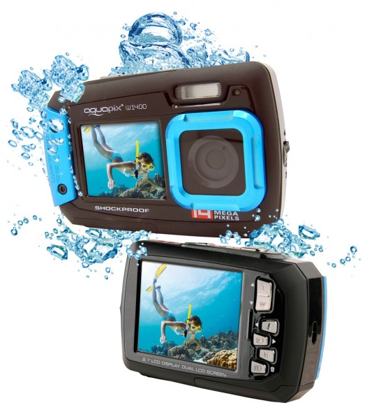 "Aquapix W1400 ""Active"" Iceblue"