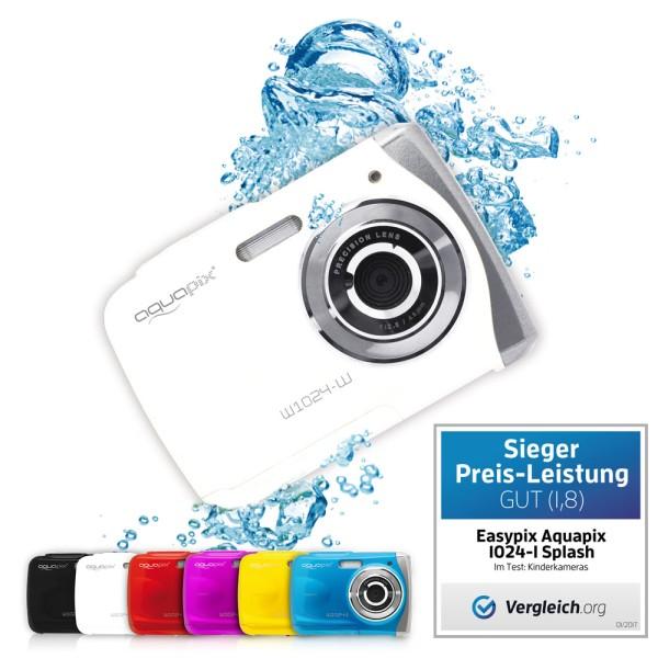 """Aquapix W1024-W """"Splash"""" White"""
