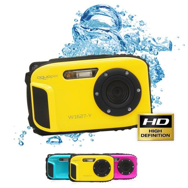 "Aquapix W1627 ""Ocean"" Yellow"