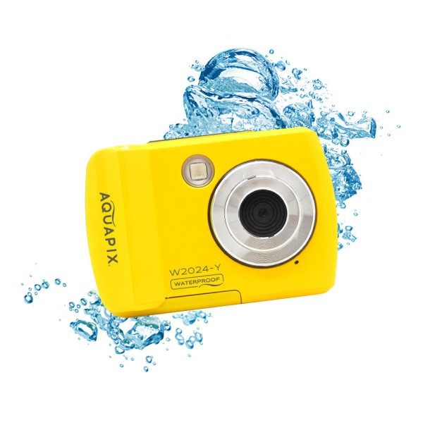 "Aquapix W2024 ""Splash"" yellow"