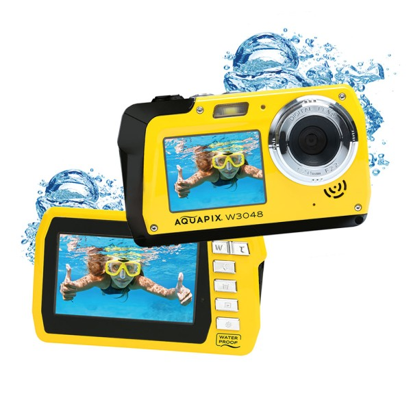Aquapix W3048-Y Yellow Edge