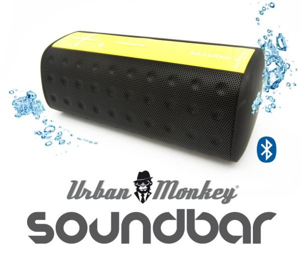 Soundbar Yellow