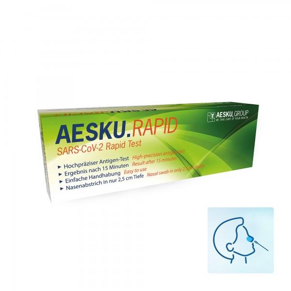 AESKU.RAPID COVID-19 Schnelltest (5/P)